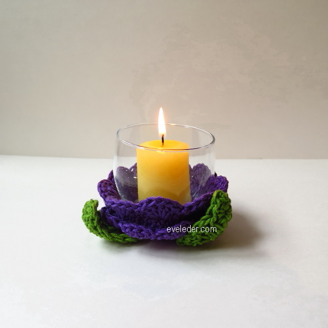 votive candle holder diy craft designs by eve leder